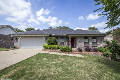 North Little Rock Single Family Home For Sale: 1909 North Hills Court