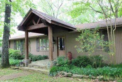 Heber Springs Single Family Home For Sale: 1108 Fox Chase Road