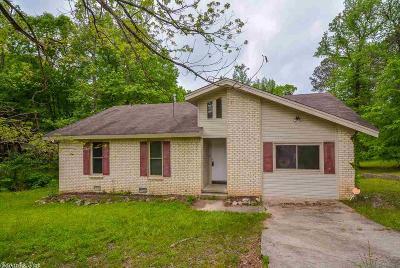Pulaski County, Saline County Single Family Home For Sale: 12820 Ironton Cutoff Rd