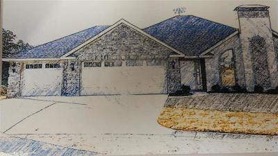 Maumelle Single Family Home For Sale: 1509 Milligan Drive