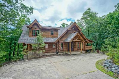 Hot Springs Village, Hot Springs Vill. Single Family Home For Sale: 24 Montanoso Circle