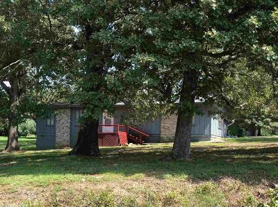 Pulaski County, Saline County Mobile/Manufactured For Sale: 12903 Ironton Cut Off Road