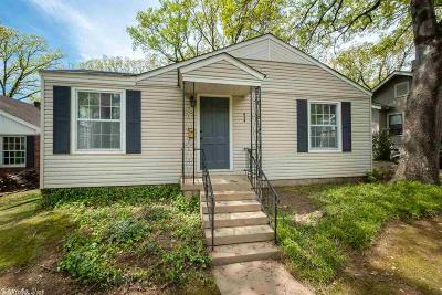 Hillcrest Single Family Home For Sale: 804 Clarkson