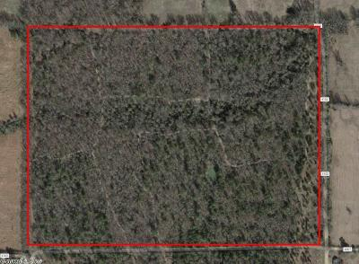 Bowie County Residential Lots & Land For Sale: County Road 4102
