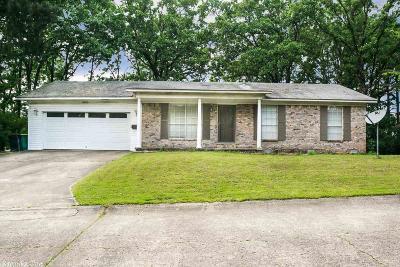 North Little Rock Single Family Home For Sale: 5805 Greenhurst Dr