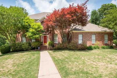 Little Rock Single Family Home For Sale: 24 Durance Drive