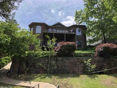 Garland County Single Family Home For Sale: 200 Houston Drive