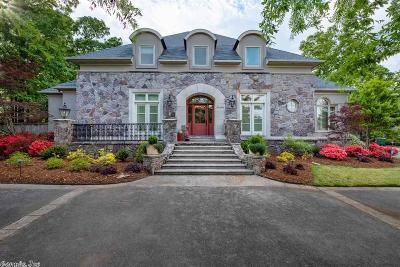 Little Rock Single Family Home For Sale: 12 Chambord Lane