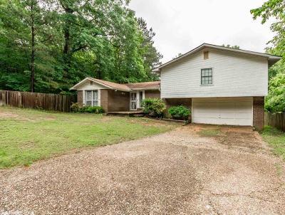 Pulaski County, Saline County Single Family Home Back On Market: 9 Lita Lane