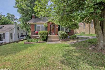 Single Family Home Back On Market: 3807 Compton Street