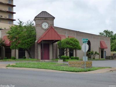 Hot Springs Commercial Lease For Lease: 2200 Central Ave