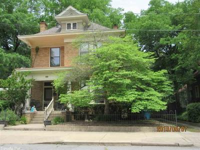 Little Rock Condo/Townhouse For Sale: 500 E 8th #3