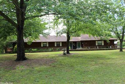 Heber Springs AR Single Family Home For Sale: $190,000