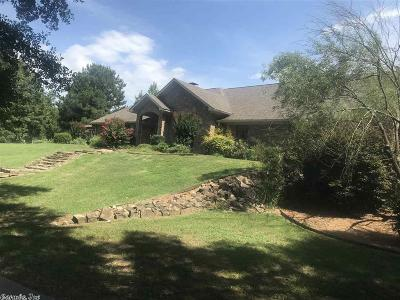 Bowie County Single Family Home For Sale: 595 Myrtle Springs Rd