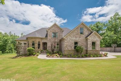Little Rock Single Family Home For Sale: 2007 Gunnison Drive