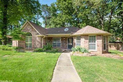 Maumelle Single Family Home Price Change: 34 Nancy Lopez Ct