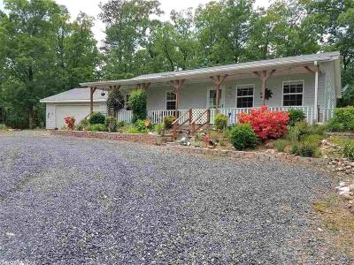 Polk County Single Family Home For Sale: 136 Carter Creek Lane