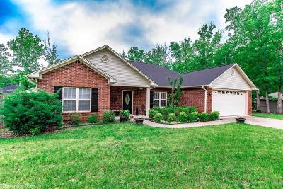 White Hall AR Single Family Home For Sale: $219,900