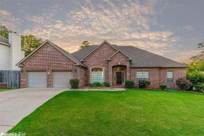 Little Rock Single Family Home For Sale: 239 Trelon Circle
