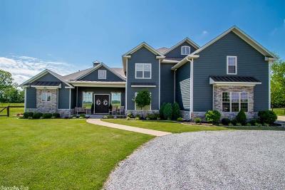 Pulaski County, Saline County Single Family Home For Sale: 9705 Highway 161 S