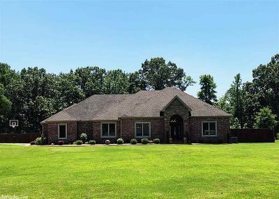 Cabot Single Family Home New Listing: 145 Rosewood Valley