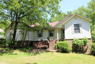 Heber Springs AR Single Family Home For Sale: $199,000