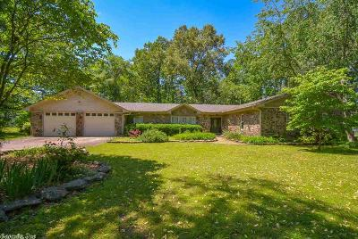 Little Rock Single Family Home For Sale: 17 Dee Dee Circle