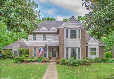 Little Rock Single Family Home For Sale: 10801 Platte Valley