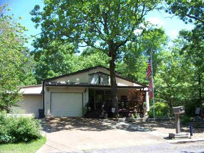 Van Buren County Single Family Home For Sale: 112 Blase Line Rd.
