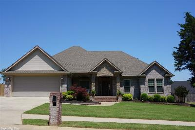 Searcy Single Family Home For Sale: 3218 Saddlebrook