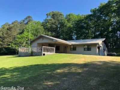 Kirby Single Family Home New Listing: 53 Delton McCauley Rd