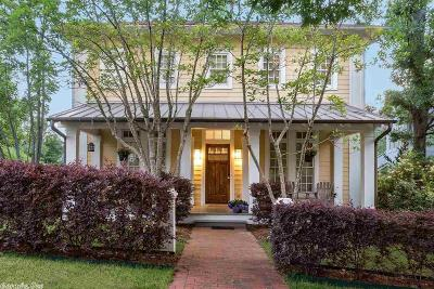 Little Rock Single Family Home New Listing: 20 Brodie Circle