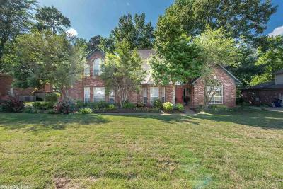 Maumelle Single Family Home For Sale: 128 South Shore Drive