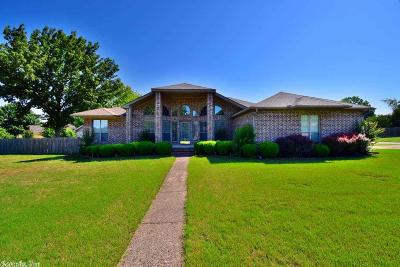 Faulkner County Single Family Home New Listing: 1610 Chicot