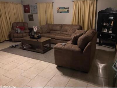 Faulkner County Single Family Home New Listing: 3 Priest Lane