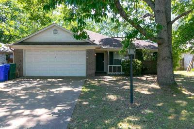 Faulkner County Single Family Home New Listing: 2105 Sugar Creek