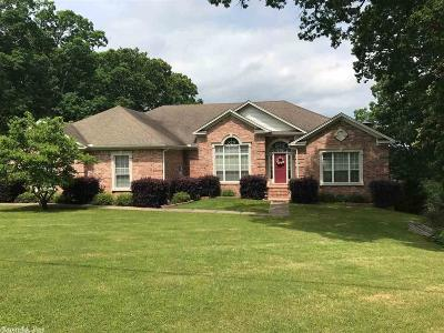 Heber Springs Single Family Home For Sale: 801 N Stacy Springs Rd