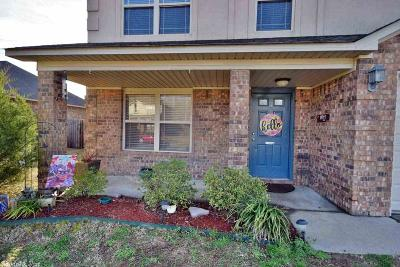 Cabot AR Single Family Home New Listing: $162,000