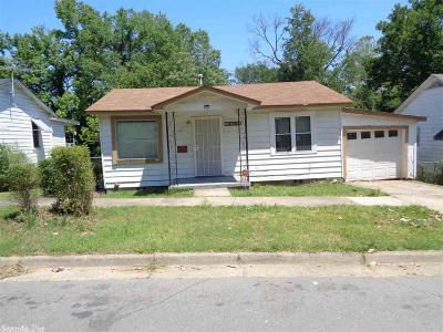 Little Rock Single Family Home New Listing: 1018 W 34 Street