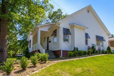 Little Rock Single Family Home New Listing: 620 N Buchanan Street