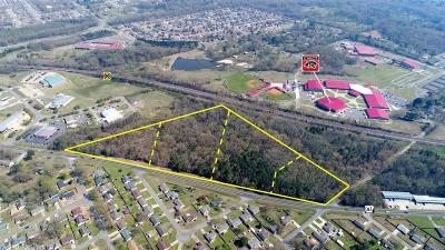Cabot Residential Lots & Land New Listing: 1250 N Second