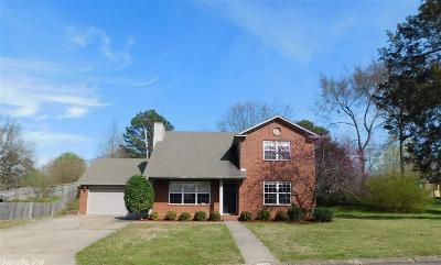 Russellville AR Single Family Home For Sale: $189,000