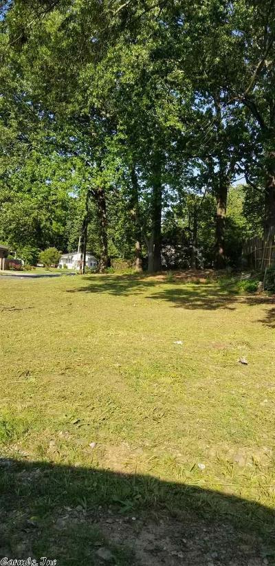 Little Rock Residential Lots & Land New Listing: 2201 S Dennison Street