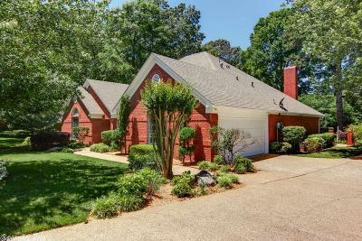 Texarkana Single Family Home New Listing: 28 Knotty Pine