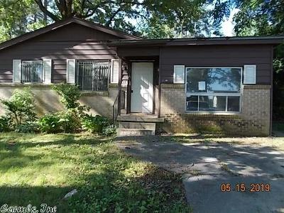 Little Rock Single Family Home New Listing: 6610 E Wakefield Drive