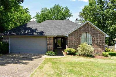 Maumelle Single Family Home New Listing: 27 Turquoise