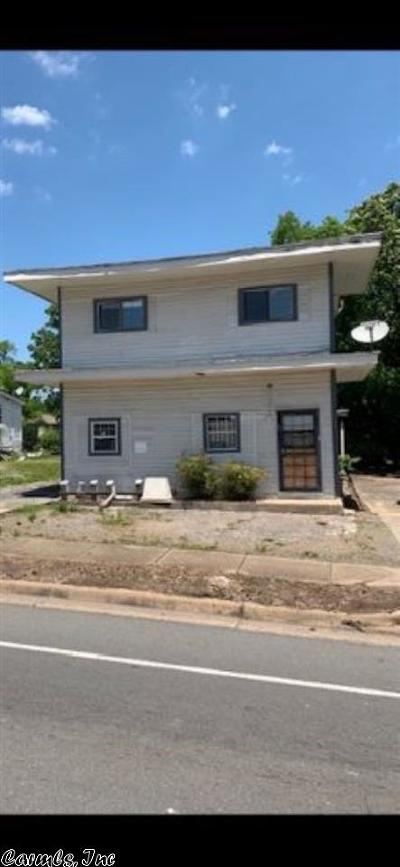 Little Rock Condo/Townhouse New Listing: 3012 W 12th Street