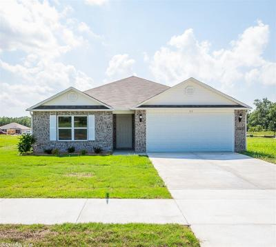 Cabot AR Single Family Home New Listing: $150,630