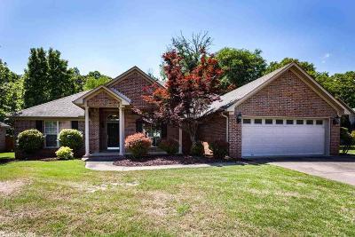 Faulkner County Single Family Home New Listing: 125 Highland Park #Lot 67 D