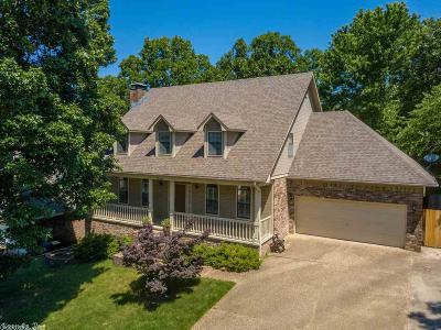 Little Rock Single Family Home New Listing: 14018 Saint Michael Drive